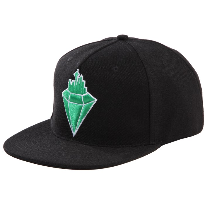 Casual Industrees - Emerald City Snapback Hat