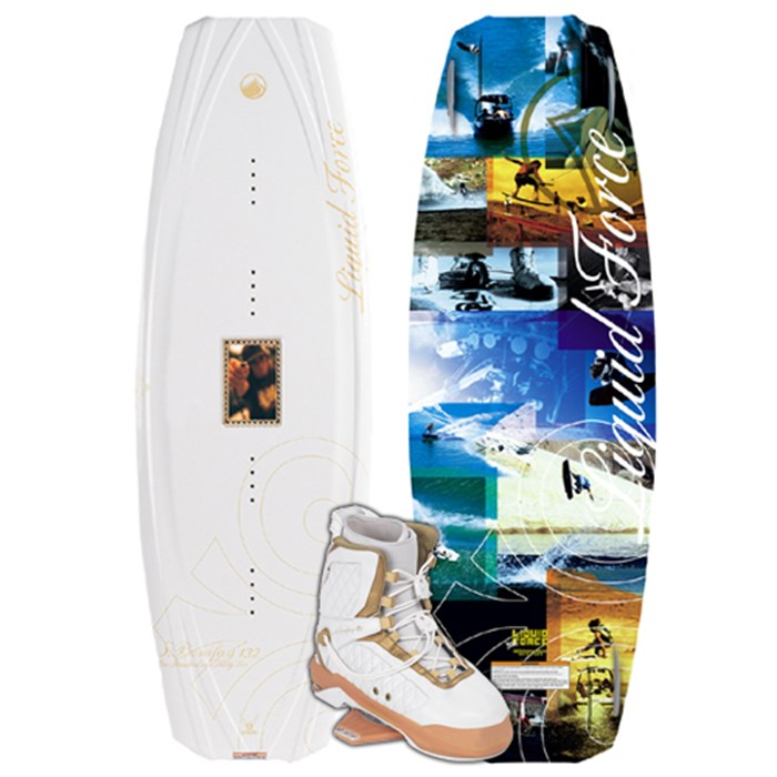 Liquid Force - Shane Wakeboard + Shane Boot 2006