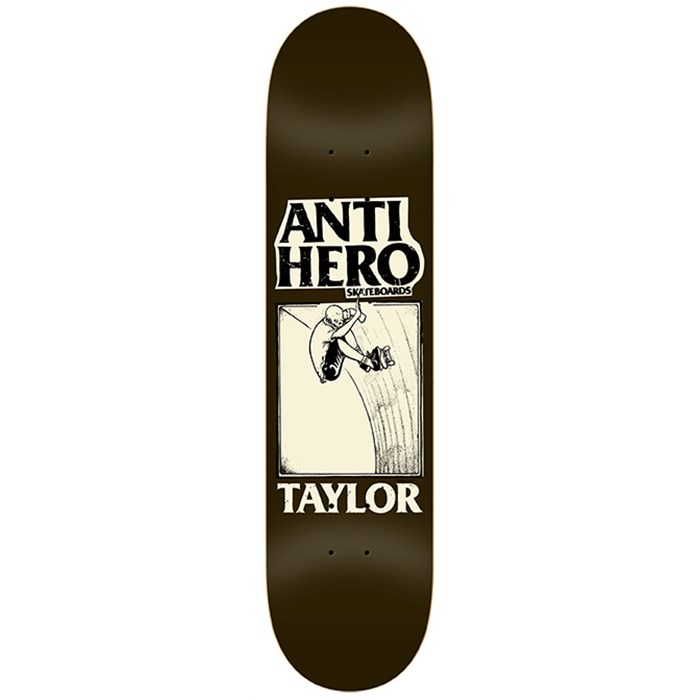 Anti Hero - Taylor Lance Mountain Guest Art 8.5 Skateboard Deck