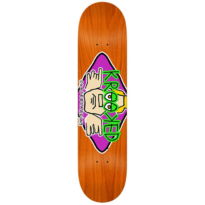 Krooked - Arketype Skateboard Deck