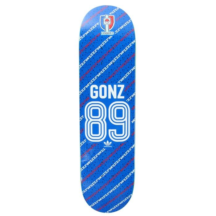 Krooked - Gonz X Adidas 8.125 Skateboard Deck