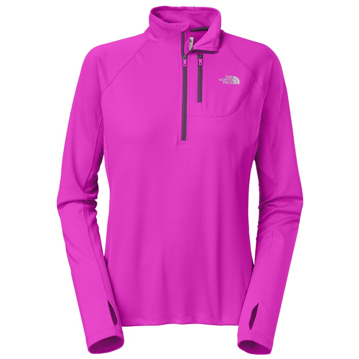 The North Face - Impulse Active 1/4 Zip Top - Women's
