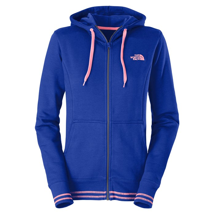 The North Face - Logo Stretch Full Zip Hoodie - Women's
