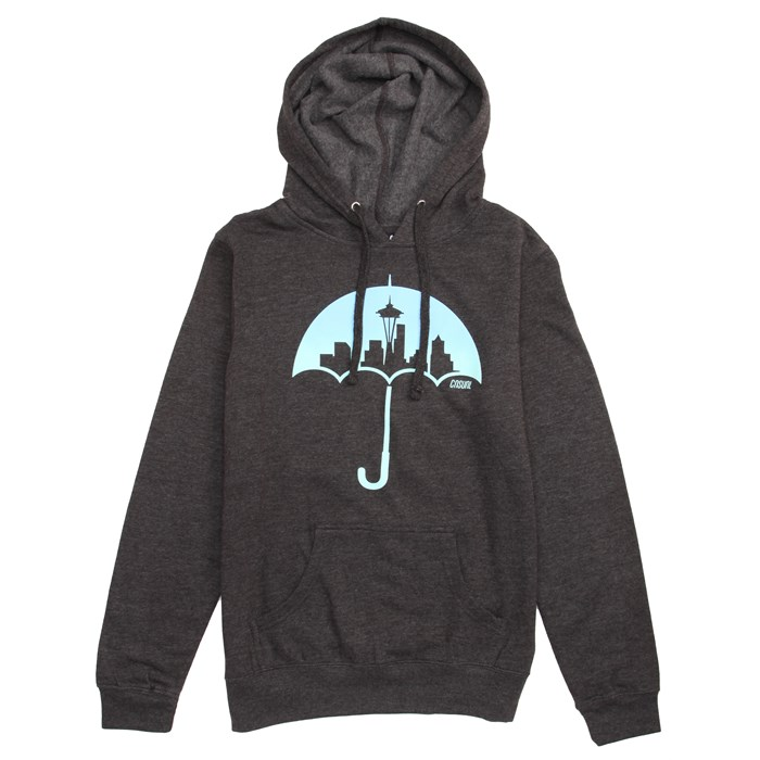 Casual Industrees - Umbrella Fade Pullover Hoodie - Women's