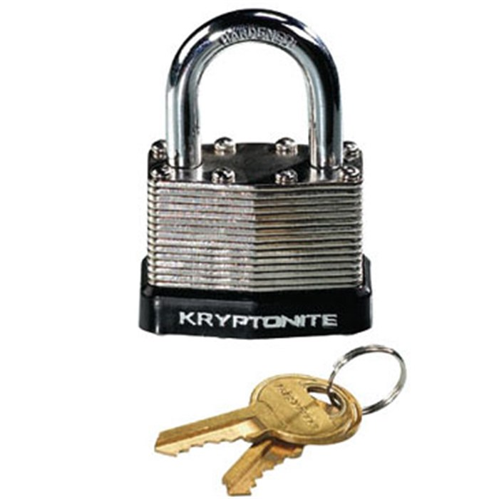 Kryptonite - Laminated Key Lock