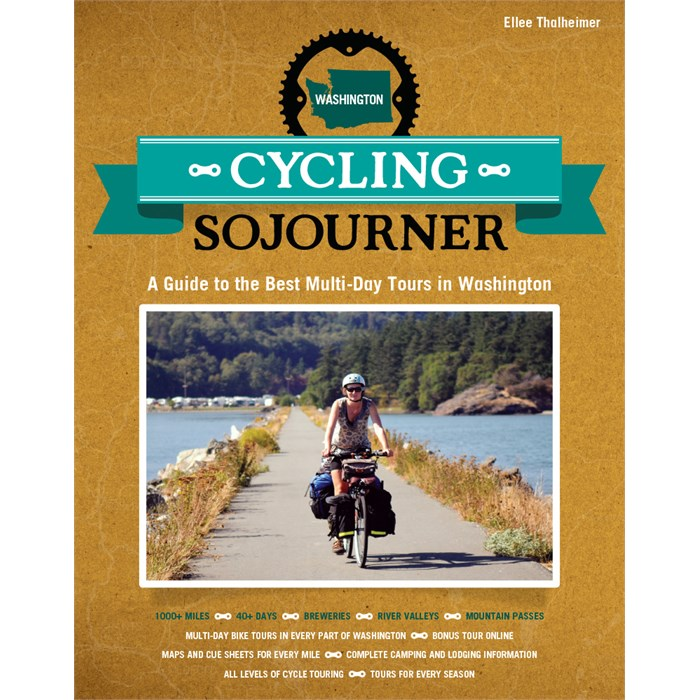 Into Action Publications - Cycling Sojourner: Washington