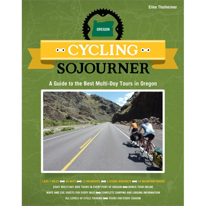 Into Action Publications - Cycling Sojourner: Oregon