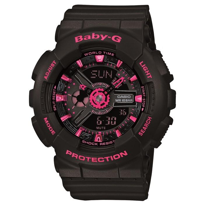 G-Shock - BA-111-1A Street Neon Watch - Women's