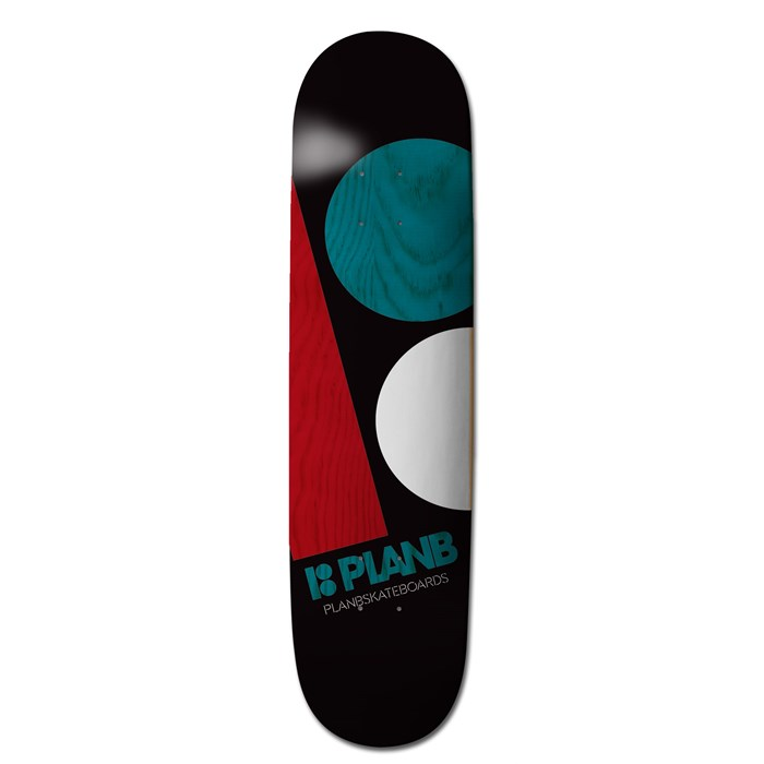 Plan B - Team Massive 8.3 Skateboard Deck