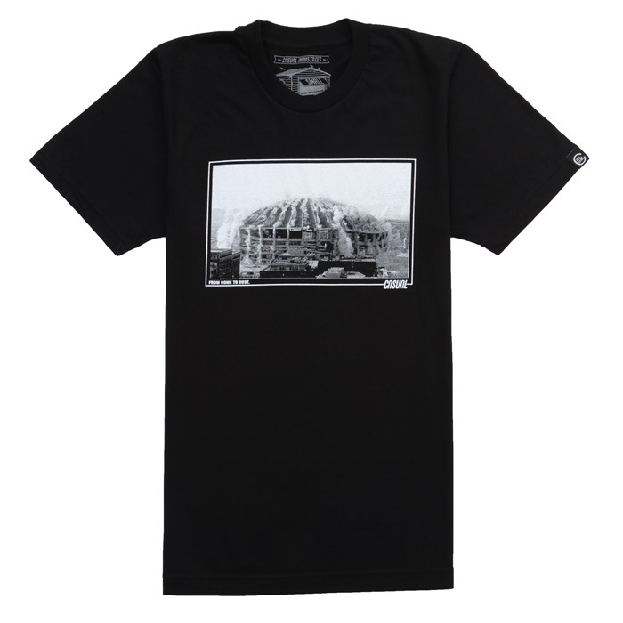 Casual Industrees - Dome To Dust T-Shirt