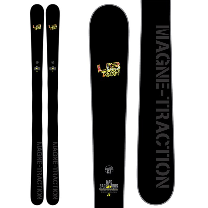Lib Tech - NAS Backwards Skis 2015