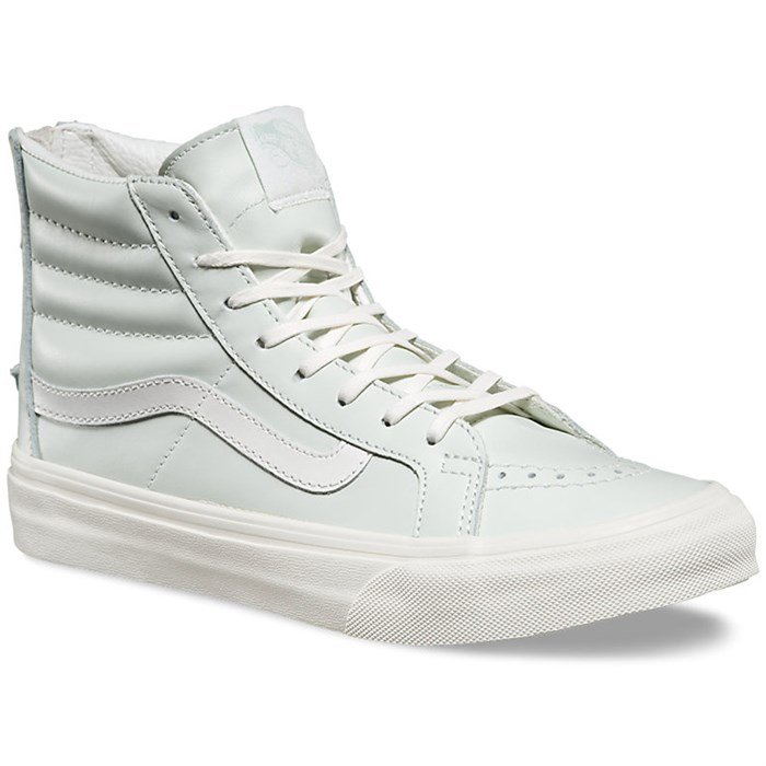 Vans - SK8-Hi Slim Zip Shoes - Women's