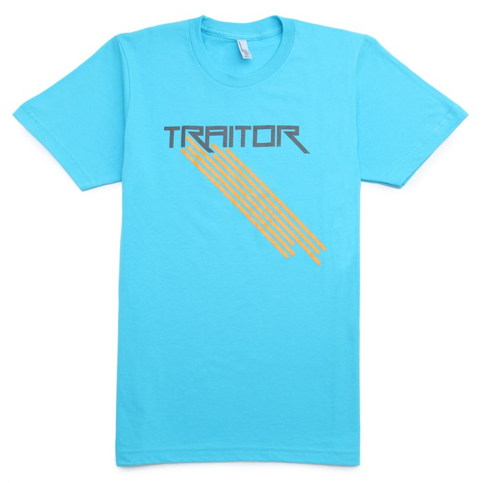 Traitor - Cross Race T-Shirt