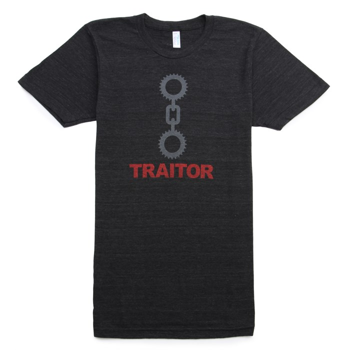 Traitor - Silhouette T-Shirt