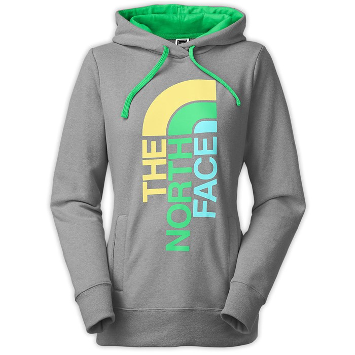 The North Face Trivert Logo Pullover Hoodie II - Women s  5d64407c4