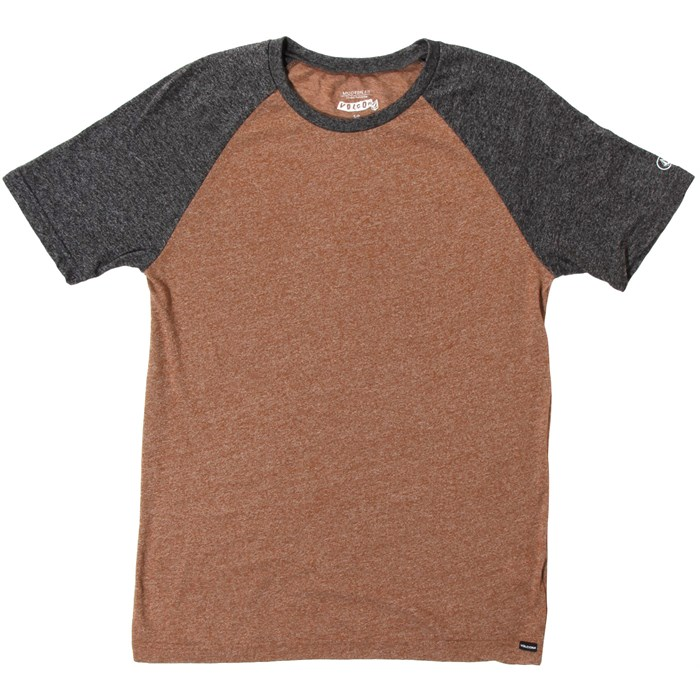 Volcom - Mock Twist Raglan T-Shirt