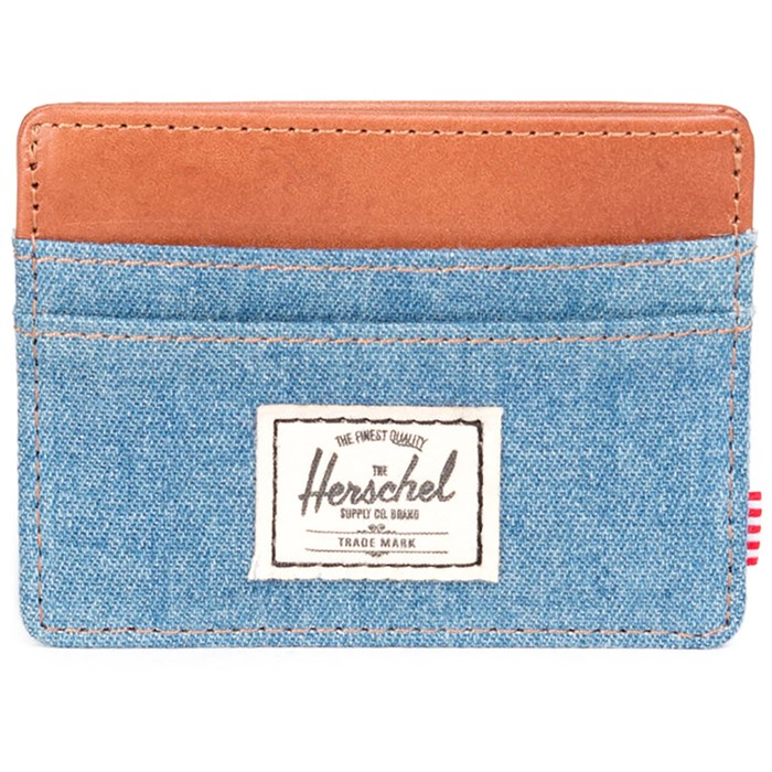 Herschel Supply Co. - Charlie Leather Wallet