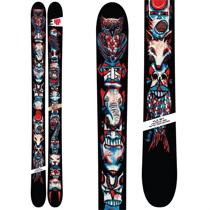4FRNT - YLE Skis 2015