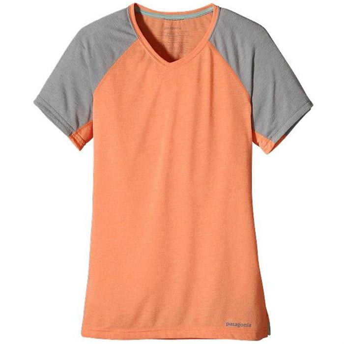 615e81ef9db Patagonia - Short-Sleeved Nine Trails Shirt - Women s ...