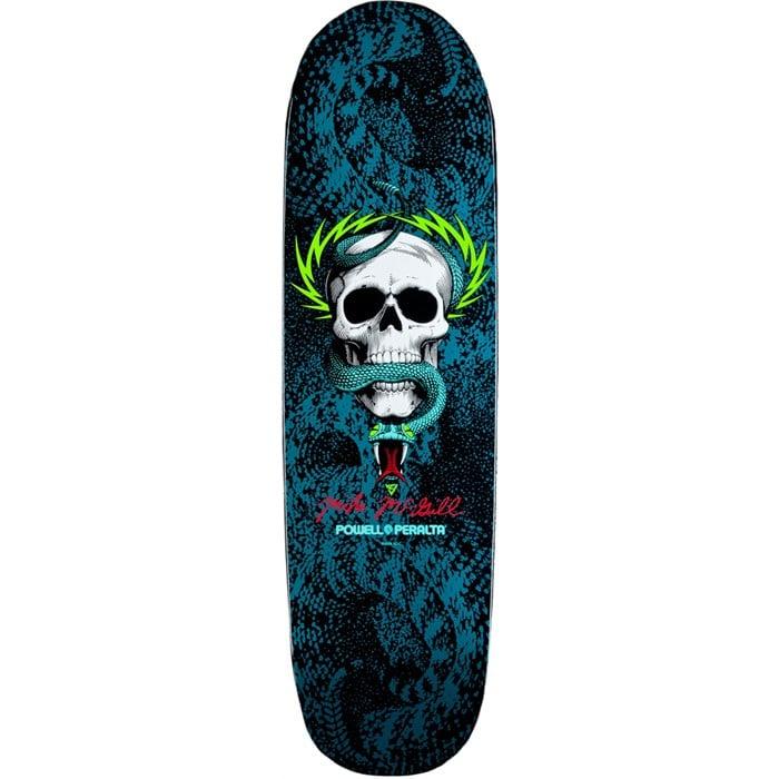 Powell Peralta - McGill Skull & Snake Skin Funshape Skateboard Deck