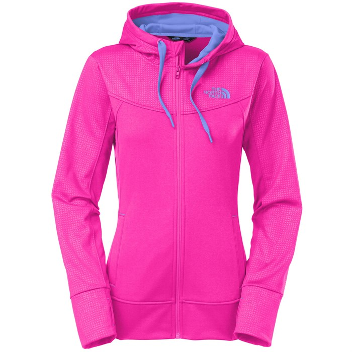 90d0ae6f330d The North Face - Suprema Full Zip Hoodie - Women s ...