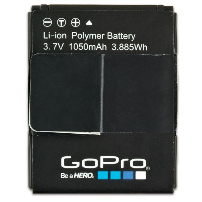 GoPro - Hero3+ & Hero3 Rechargable Battery