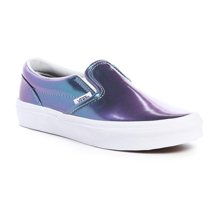 Vans Classic Slip-On Shoes - Girl's | evo