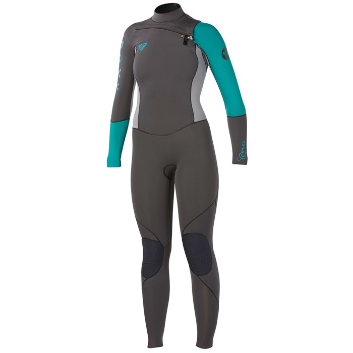 Roxy - Roxy Cypher 4/3 Chest Zip Wetsuit - Women's