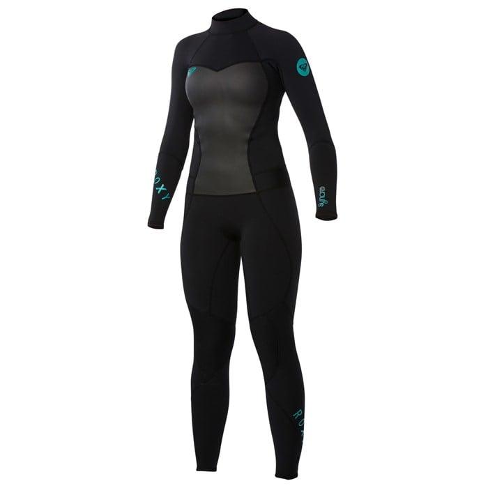Roxy - Syncro 4 3 Back Zip GBS Wetsuit - Women s ... 6d0bd7599