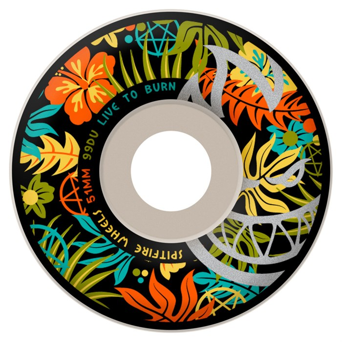 Spitfire - Hawaiian Bighead Skateboard Wheels