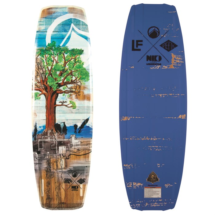 Liquid Force - Peak Wakeboard - Blem 2014
