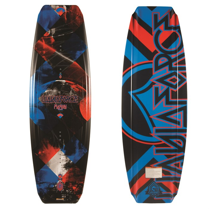 Liquid Force - Fusion Grind Wakeboard 2014