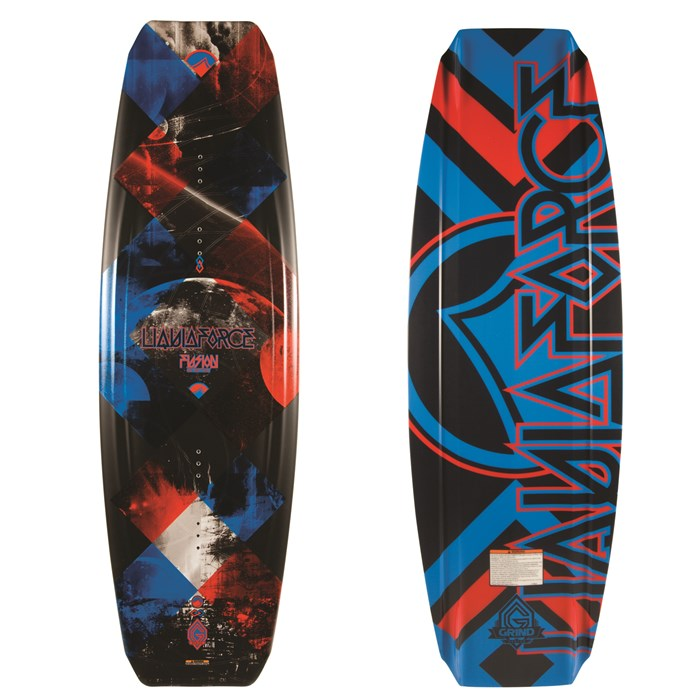 Liquid Force - Liquid Force Fusion Grind Wakeboard 2014