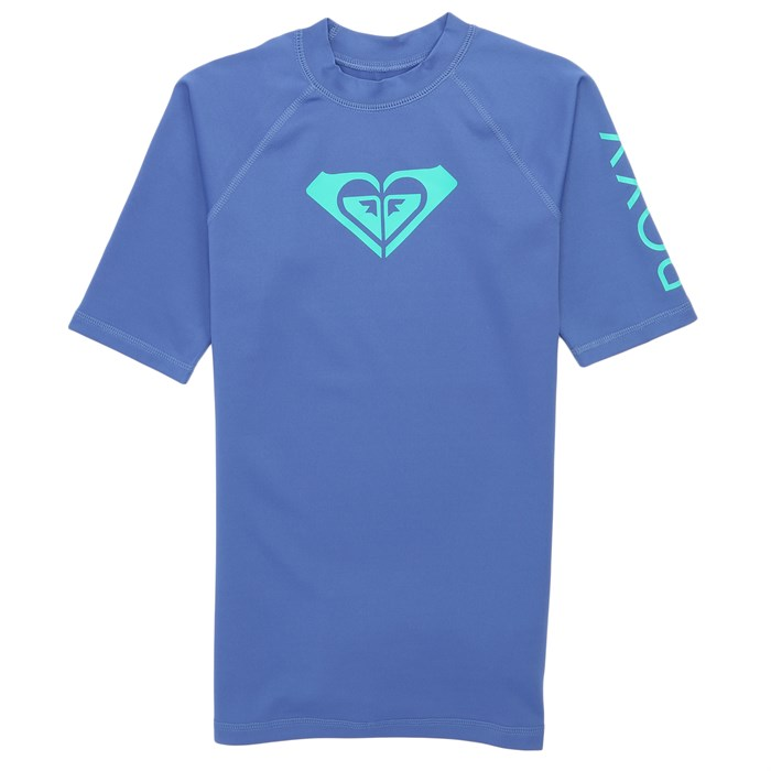 Roxy - Whole Hearted Short-Sleeve Rashguard - Women's
