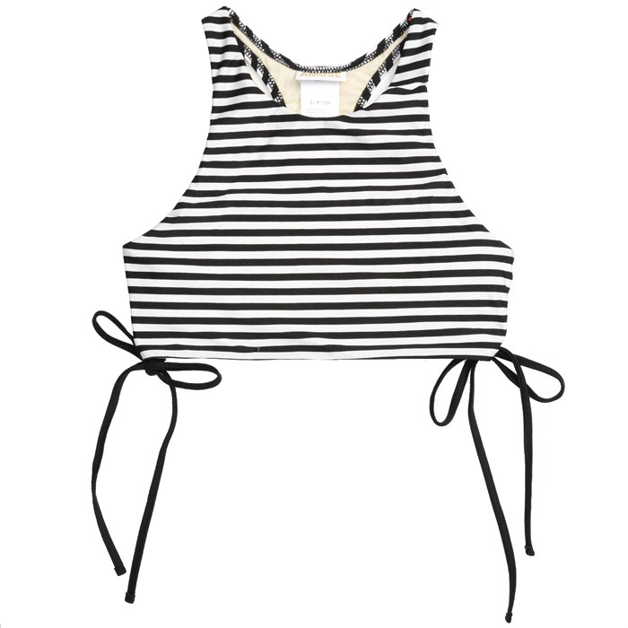 d6f6f97138323 Amuse Society - Frankie Stripe Tank Bikini Top - Women s ...