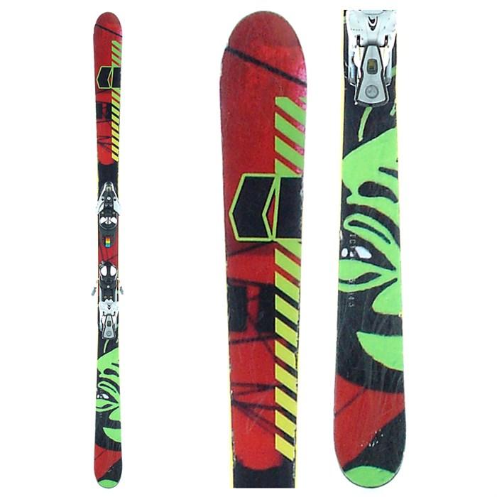 Armada AR5 Skis + Bindings - Used 2006 - Used