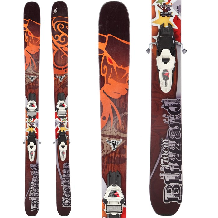 Blizzard Cochise Skis + Marker Griffon Demo Bindings