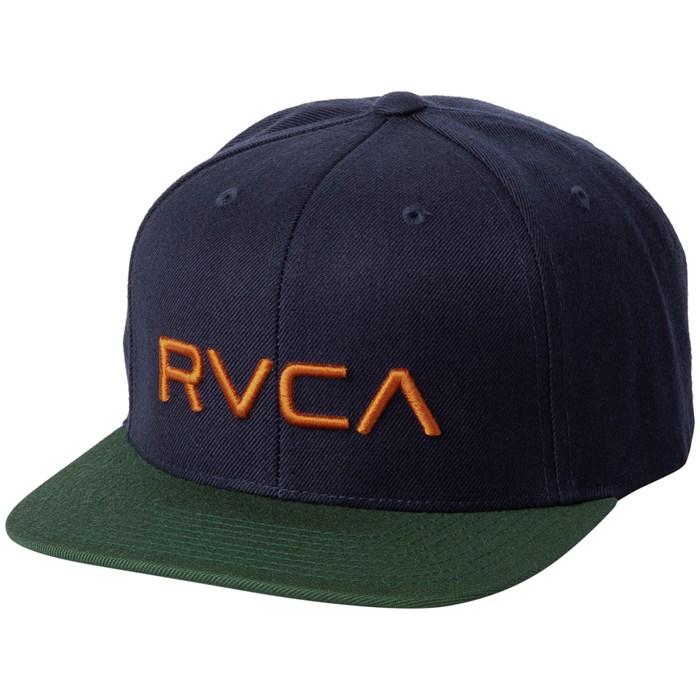 RVCA - Twill Snapback II Hat