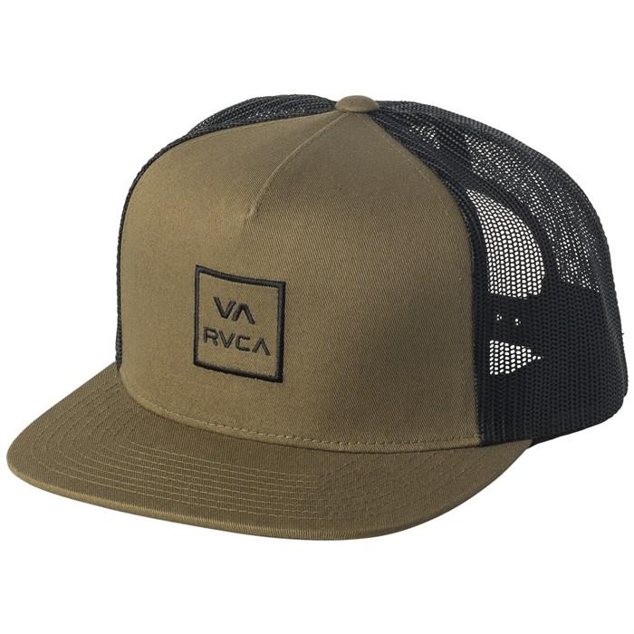 RVCA - VA All The Way Trucker III Hat