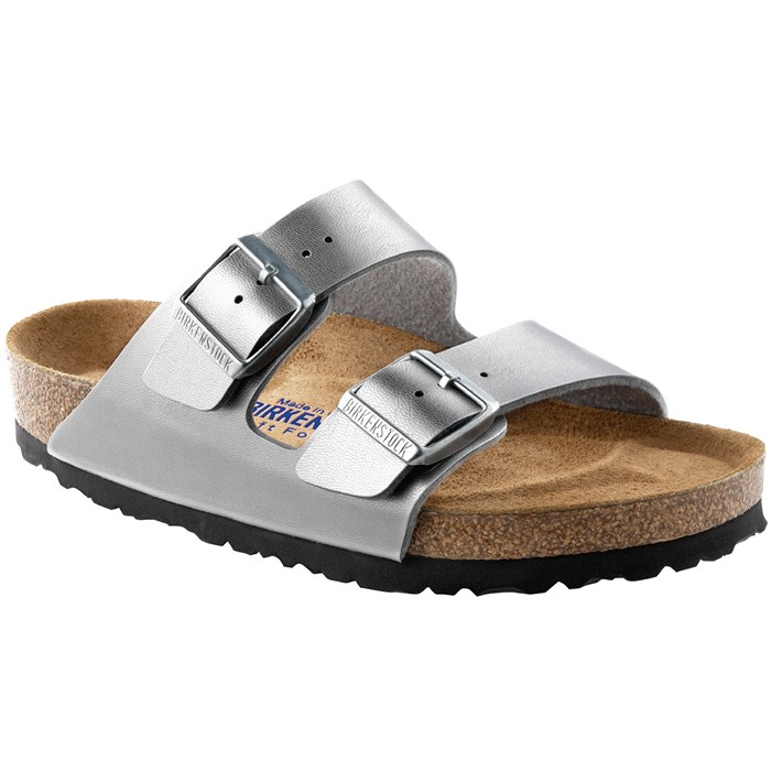 Birkenstock - Arizona Birko-Flor Soft Footbed Sandals - Women's