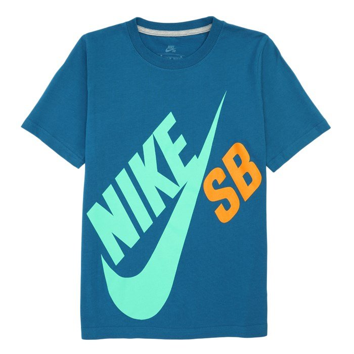 c915f826544f2c Nike SB Big Logo T-Shirt - Boys