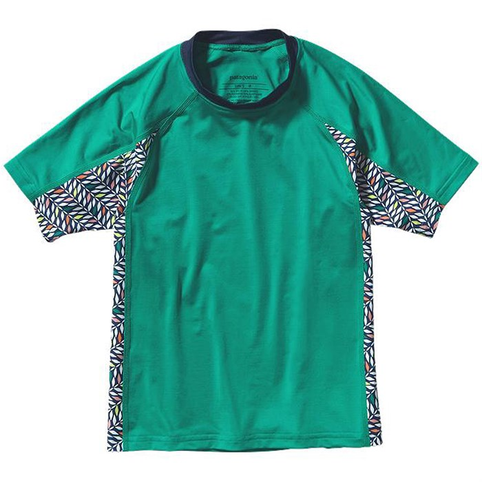 Patagonia - Rashguard (Ages 8-14) - Big Girls'