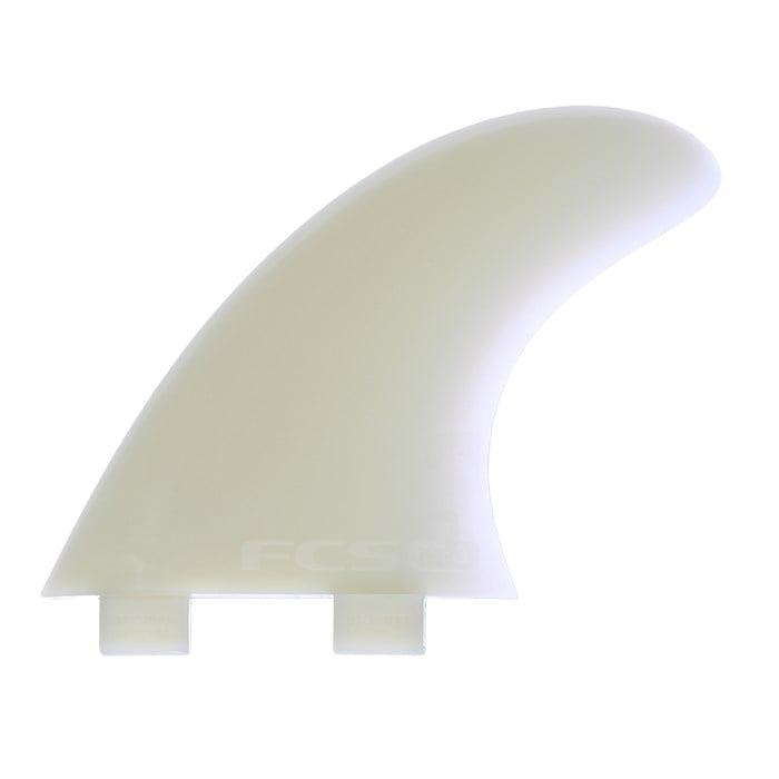FCS - M3 Natural Glass Flex Tri Fin Set