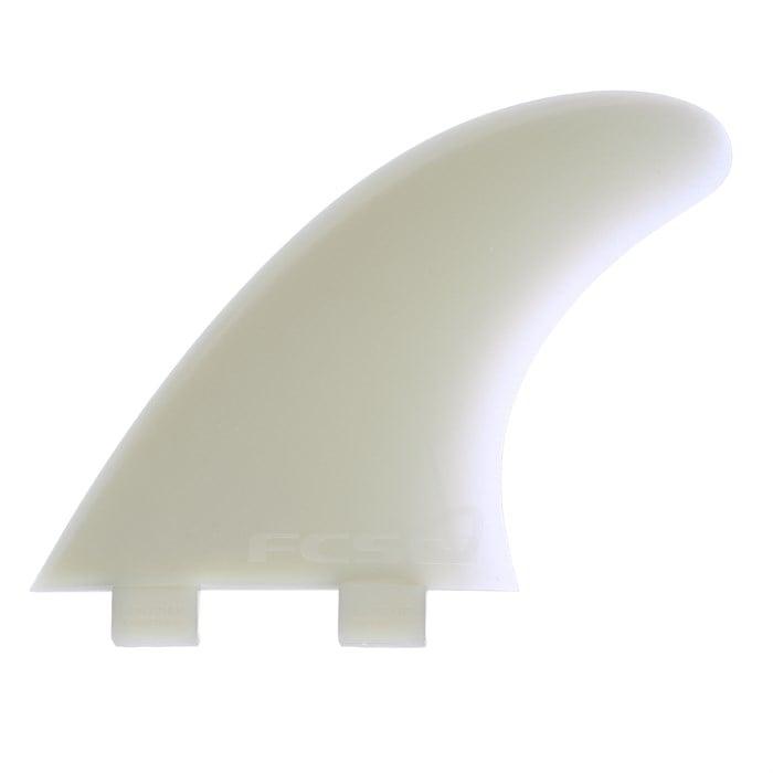 FCS - M7 Natural Glass Flex Tri Fin Set
