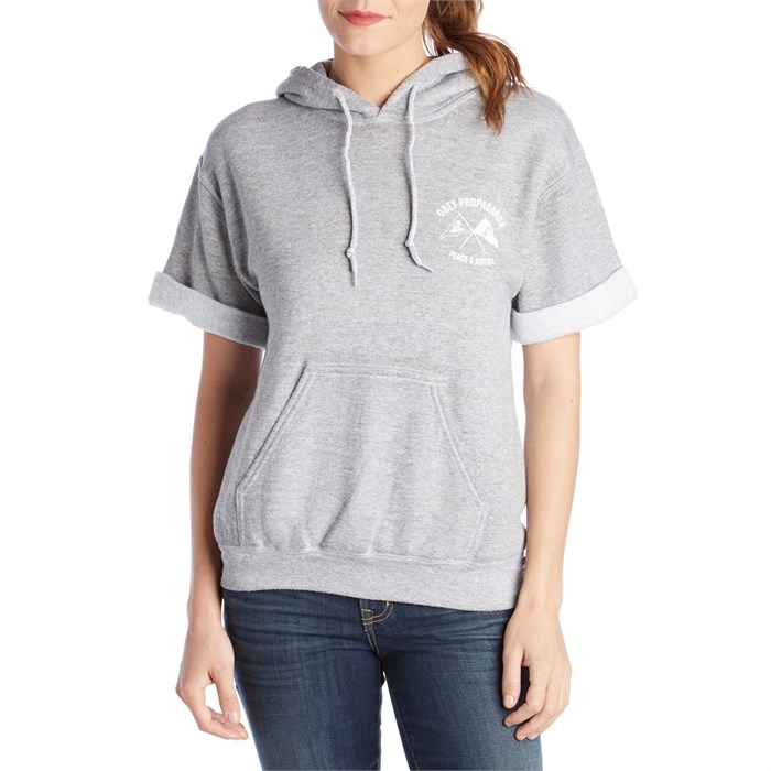 Obey Clothing - Peace & Justice Sweatshirt - Women's