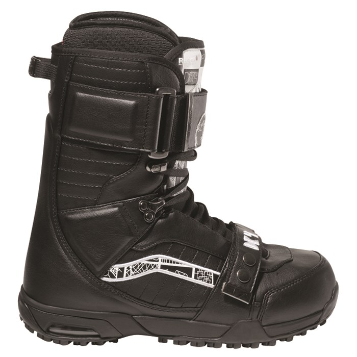 vans cirro snowboard boots review