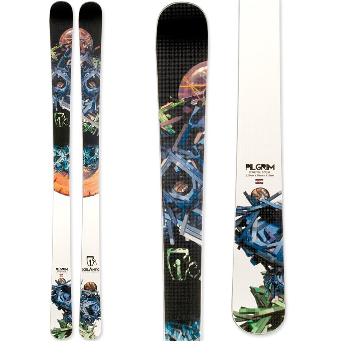 Icelantic - Pilgrim Skis 2014