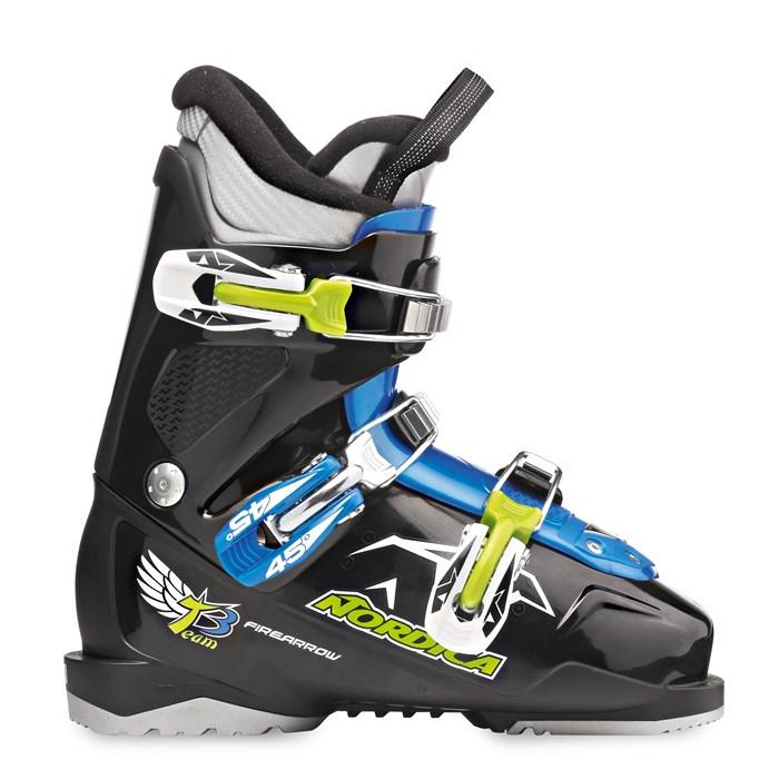 Nordica Fire Arrow Team 3 Ski Boots Big Boys 2013 Evo
