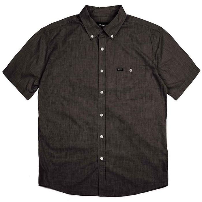 Brixton - Central Short-Sleeve Button-Down Shirt