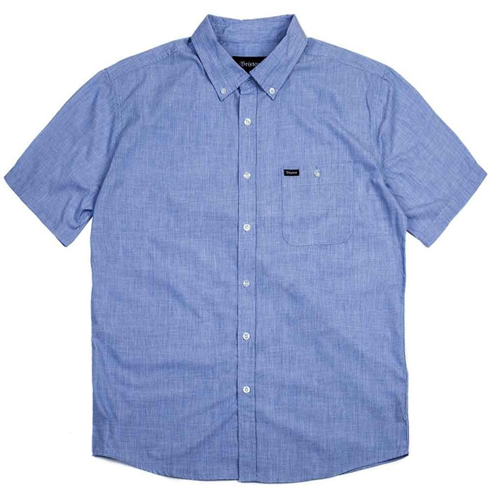 Brixton - Central Short-Sleeve Button-Down Shirt